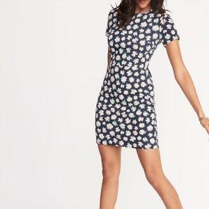 Daisy Print Dress